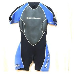 Body Glove Wet Suit shorty half sleeve and legs